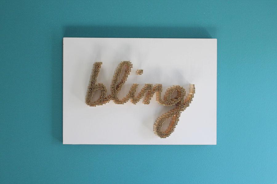 bling-straight